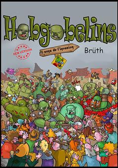 Hobgobelins : manga couverture