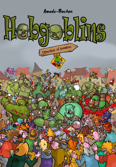 Hobgoblins : manga portada