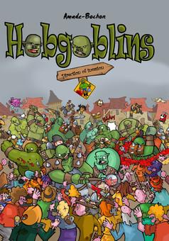 Hobgoblins : manga cover