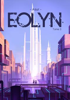 Eolyn : comic cover