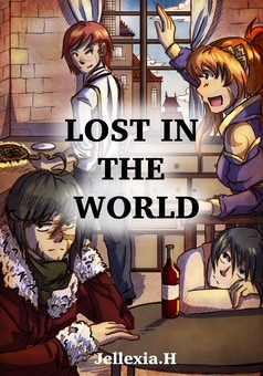 Lost in the World : manga couverture