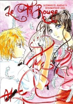 Le Fil Rouge : manga couverture