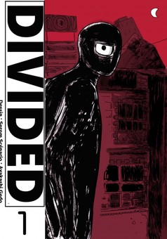 Divided : manga couverture