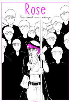 Rose : comic couverture