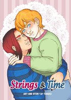 Strings and Time: cover