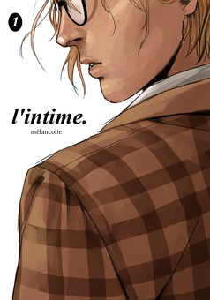 L'intime : manga couverture