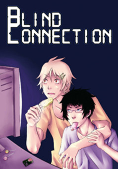Blind Connection : manga couverture