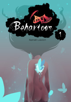 Bad Behaviour : comic cover