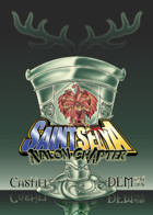 Saint Seiya - Avalon Chapter: cover
