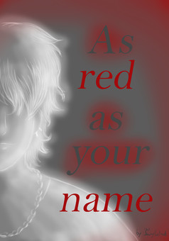 As red as your name : manga couverture