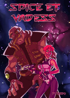 Spice et Vadess: cover