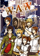 WAW (World At War): cover