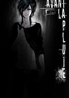 Avant la pluie : manga couverture