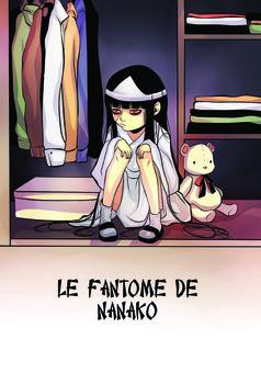 Le fantôme de Nanako : manga couverture