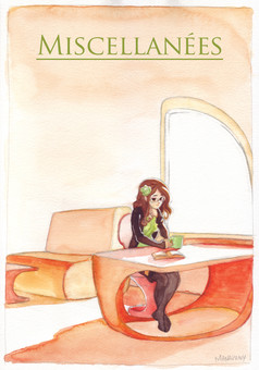 Miscellanées : manga couverture