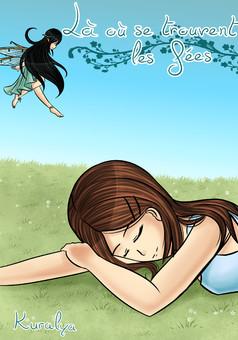 Là où se trouvent les fées : manga couverture