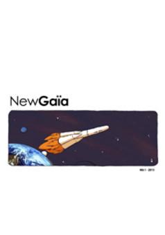 New Gaïa : comic couverture