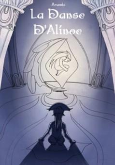 La Danse d'Alinoë : manga couverture