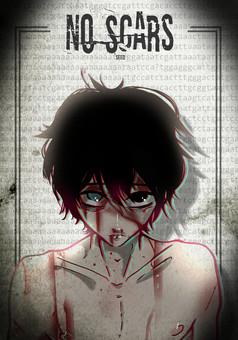 No Scars : manga couverture