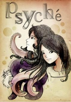 Psyché : manga cover