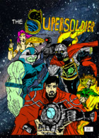 The supersoldier: couverture