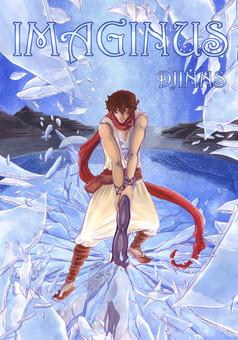 IMAGINUS Djinn : manga couverture