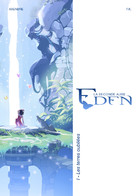EDEN la seconde aube: cover