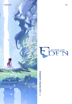 EDEN la seconde aube : manga cover