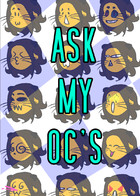 Ask My Oc's!: cover