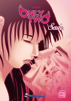 Only Two - Seule : manga couverture
