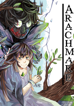 Arachmare : manga couverture