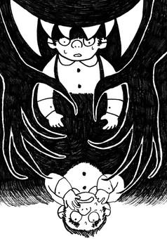 De Griffes Et De Crocs : manga couverture