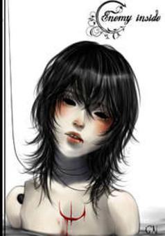 Enemy inside : manga couverture