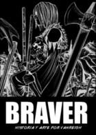 Braver: portada