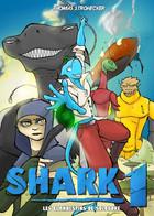 SHARK - CLANDESTINS DE SOLOBORE: couverture