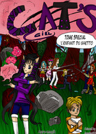 Cat's Girls - Tome spécial: cover