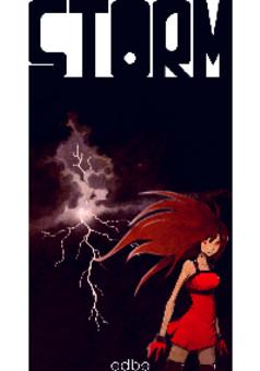 Storm : manga couverture