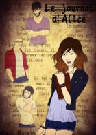 Le journal d'Alice: couverture