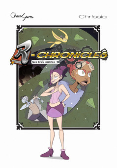R-Chronicles - Les 2 ombres : manga couverture