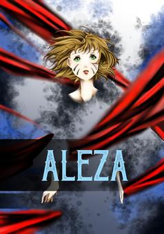 Aleza  : manga cover