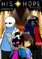 Undertale AU | His hope: cover