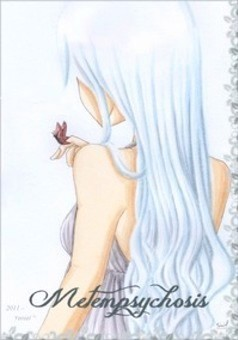 Metempsychosis : manga couverture