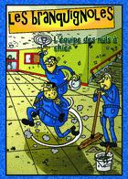 Les branquignoles: tome 1: couverture