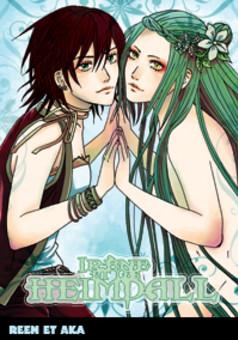 Irène et les Heimdalls : manga couverture