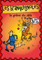 Les branquignoles:tome 2: cover