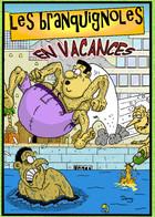 Les branquignoles: tome 4: cover