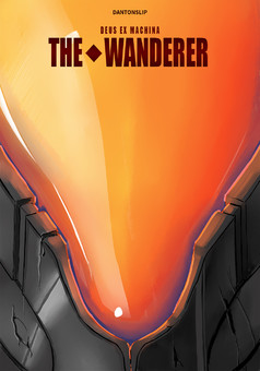 The Wanderer : manga portada