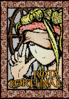 Rota Fortunae : manga portada