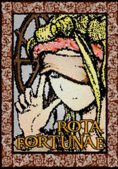 Rota Fortunae : manga couverture
