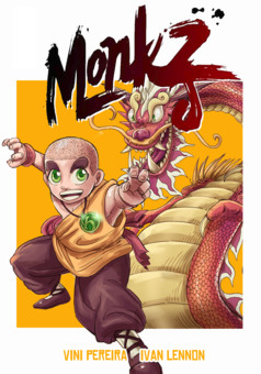 Monkz : manga cover